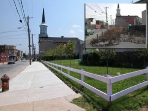 What will a land bank mean for vacant land--and for planners? Credit: Pennsylvania Horticultural Society