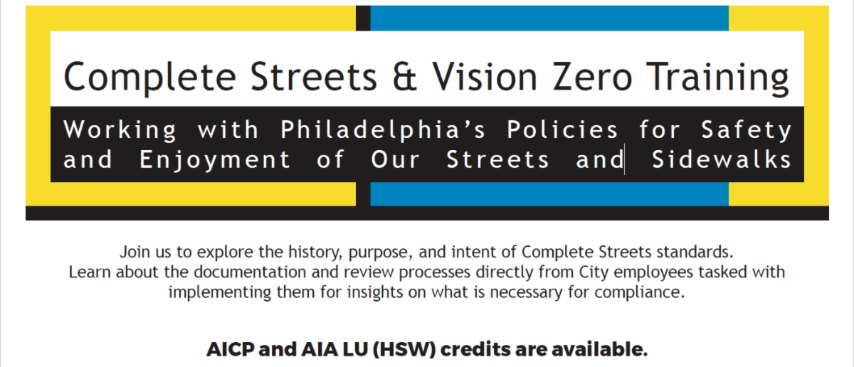 complete-streets-vision-zero-training